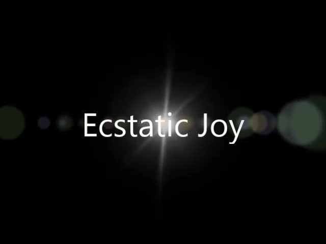ecstatic joy